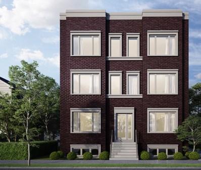 2742 N Hamlin Avenue UNIT 2S, Chicago, IL 60647 - MLS#: 10313082