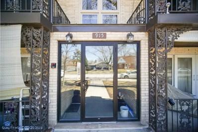 915 8th Avenue UNIT 8, La Grange, IL 60525 - #: 10313171