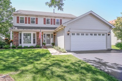 640 Waterford Court, Lake Zurich, IL 60047 - MLS#: 10313332