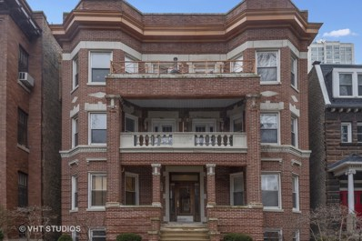5529 S Cornell Avenue UNIT 3S, Chicago, IL 60637 - #: 10313388