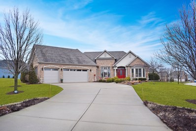 6143 Savannah Court, Yorkville, IL 60560 - #: 10313414