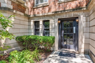 444 W Oakdale Avenue UNIT 3E, Chicago, IL 60657 - #: 10313746