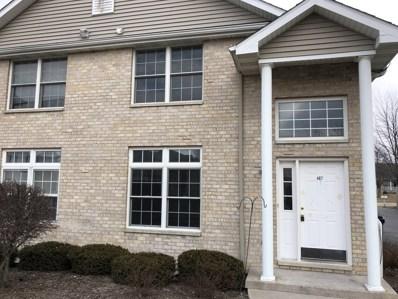 487 N Charles Street, Cortland, IL 60112 - MLS#: 10313778