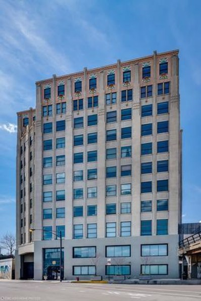 1550 S Blue Island Avenue UNIT 1124, Chicago, IL 60608 - #: 10313828