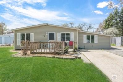 15 Durango Road, Montgomery, IL 60538 - #: 10313866