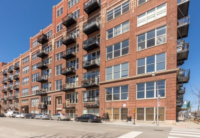 1500 W Monroe Street UNIT 322, Chicago, IL 60607 - #: 10313935