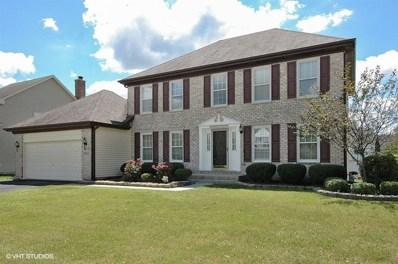5295 Morningview Drive, Hoffman Estates, IL 60192 - #: 10314025