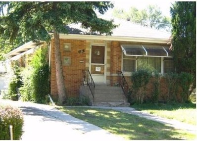 424 W 16th Street, Chicago Heights, IL 60411 - #: 10314032