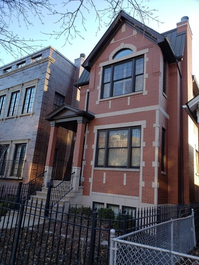 1623 N Bell Avenue, Chicago, IL 60647 - #: 10314178