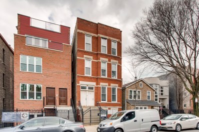 1307 N Bosworth Avenue UNIT 3F, Chicago, IL 60642 - #: 10314278