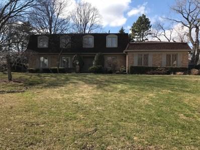 17 Ivy Lane, Oak Brook, IL 60523 - #: 10314684