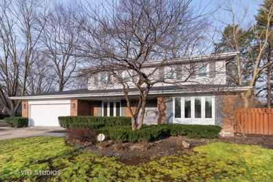 2010 Clover Road, Northbrook, IL 60062 - #: 10314828