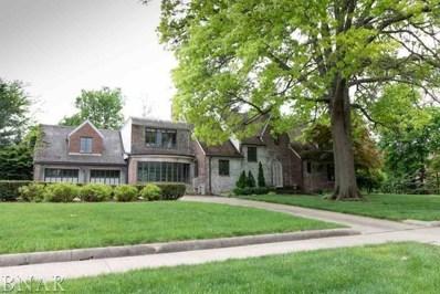 1201 Elmwood Road, Bloomington, IL 61701 - #: 10314972