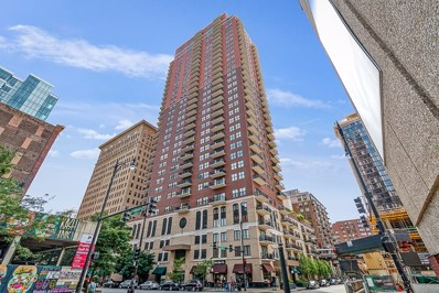 41 E 8TH Street UNIT 2504, Chicago, IL 60605 - MLS#: 10315059