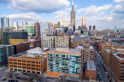 321 S Sangamon Street UNIT 906, Chicago, IL 60607 - #: 10315085