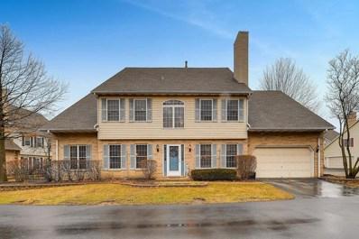 1446 Laurel Oaks Drive UNIT 1446, Streamwood, IL 60107 - #: 10315098