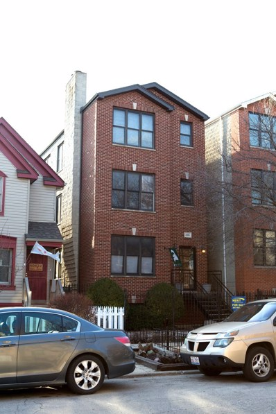 1106 N Mozart Street UNIT 2, Chicago, IL 60622 - #: 10315846