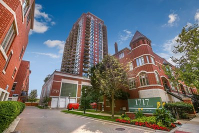 1717 S Prairie Avenue UNIT 1104, Chicago, IL 60616 - #: 10315873