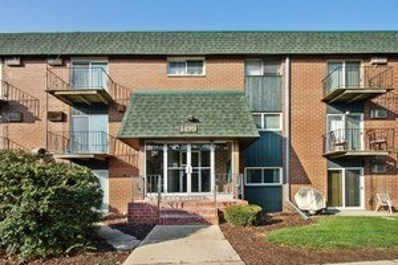 1451 W Irving Park Road UNIT 214A, Itasca, IL 60143 - #: 10315915