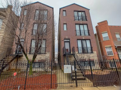 2943 W Warren Boulevard UNIT 3, Chicago, IL 60612 - #: 10316049