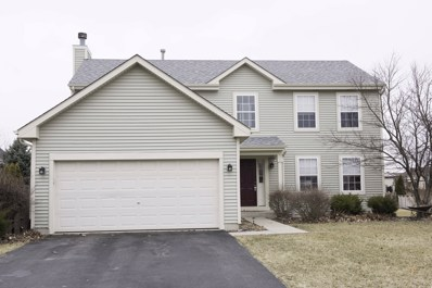 1301 Creekside Circle, Minooka, IL 60447 - MLS#: 10316365
