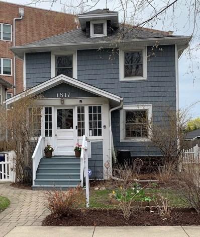 1817 Lincoln Street, Evanston, IL 60201 - #: 10316442