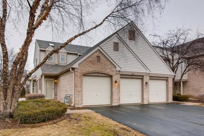 1710 Autumn Avenue UNIT 7A, Schaumburg, IL 60193 - #: 10316475