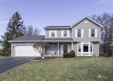 1314 Langley Circle, Naperville, IL 60563 - #: 10316644