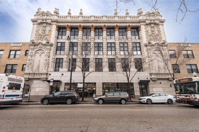 1635 W Belmont Avenue UNIT 520, Chicago, IL 60657 - #: 10316720