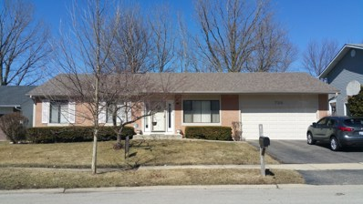 728 Balboa Terrace West, Bartlett, IL 60103 - MLS#: 10316908