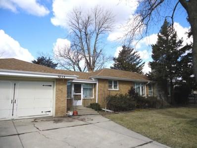 9258 Greenwood Avenue, Des Plaines, IL 60016 - #: 10316958