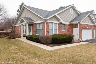 7215 Chestnut Hills Drive, Burr Ridge, IL 60527 - #: 10316965