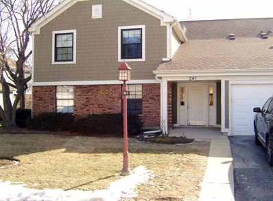 241 Deerpath Court UNIT D1, Schaumburg, IL 60193 - #: 10316982