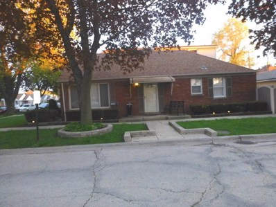 1648 N 24th Avenue, Melrose Park, IL 60160 - #: 10317048