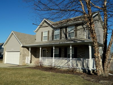 1701 Cottonwood Court, Yorkville, IL 60560 - MLS#: 10317167