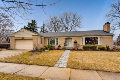 133 Wilma Place, Park Ridge, IL 60068 - #: 10317403
