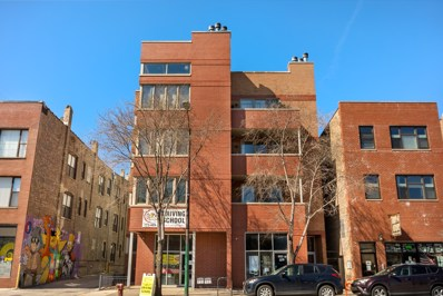 2058 N Western Avenue UNIT 303, Chicago, IL 60647 - #: 10317458
