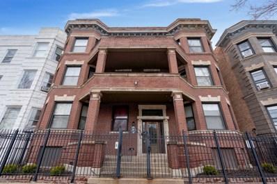 6108 S Ingleside Avenue UNIT 3, Chicago, IL 60637 - #: 10317507
