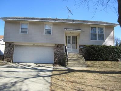 1711 Nippert Drive, Streamwood, IL 60107 - #: 10317514