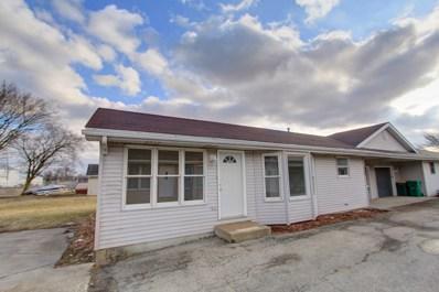 206a N Matteson, Elwood, IL 60421 - MLS#: 10317671