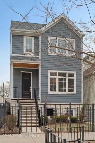 2917 N Hoyne Avenue, Chicago, IL 60618 - #: 10317697