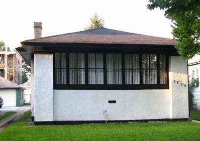1739 E 83rd Place, Chicago, IL 60617 - #: 10317709