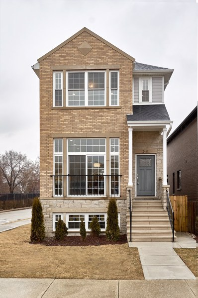 2458 W Berenice Avenue, Chicago, IL 60618 - #: 10317726