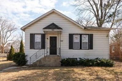 17039 Lincoln Street, Hazel Crest, IL 60429 - #: 10317805