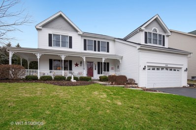 1102 Pember Circle, West Dundee, IL 60118 - #: 10318043