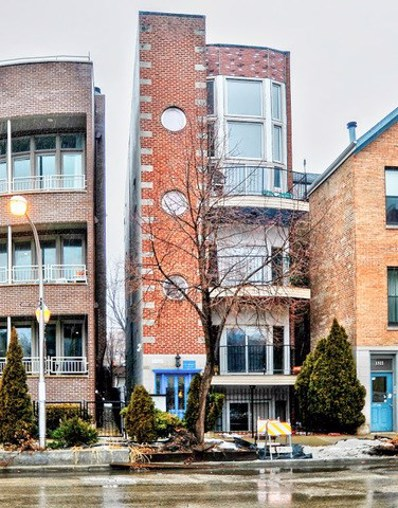 1320 N Wolcott Avenue UNIT 3, Chicago, IL 60622 - MLS#: 10318450