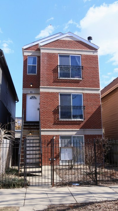 903 N Richmond Street UNIT 1, Chicago, IL 60622 - #: 10318527