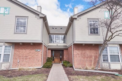 130 Crest Wood Court UNIT 7, Schaumburg, IL 60195 - #: 10318626