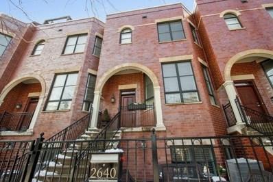 2640 N Hermitage Avenue, Chicago, IL 60614 - #: 10318771