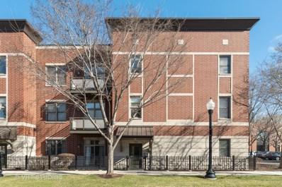 756 W 14th Street UNIT 102, Chicago, IL 60607 - MLS#: 10318823